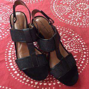 Women's Easy spirit wedge sandals